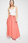 Thumbnail View 2: Work It Out Maxi Skirt
