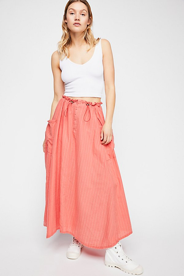 Slide View 2: Work It Out Maxi Skirt