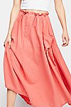 Thumbnail View 4: Work It Out Maxi Skirt
