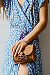 Thumbnail View 6: Dewi Wicker Crossbody
