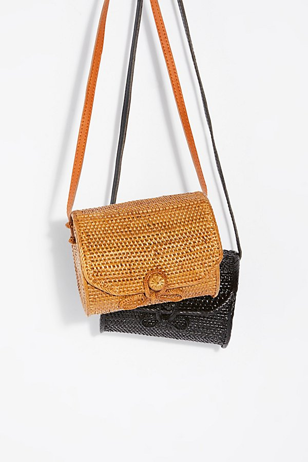 Slide View 2: Dewi Wicker Crossbody
