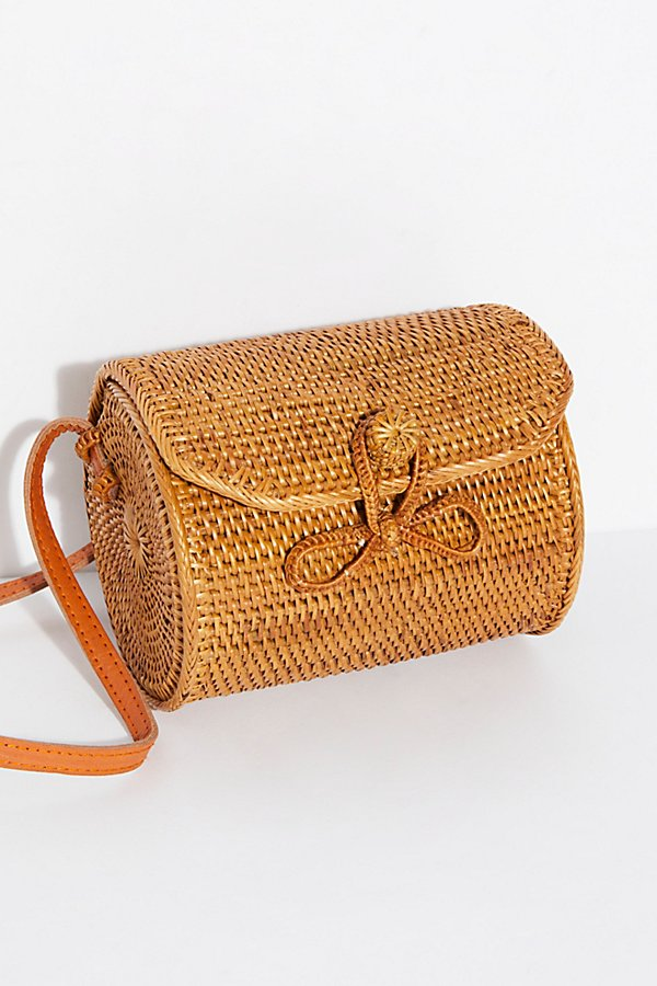 Slide View 3: Dewi Wicker Crossbody