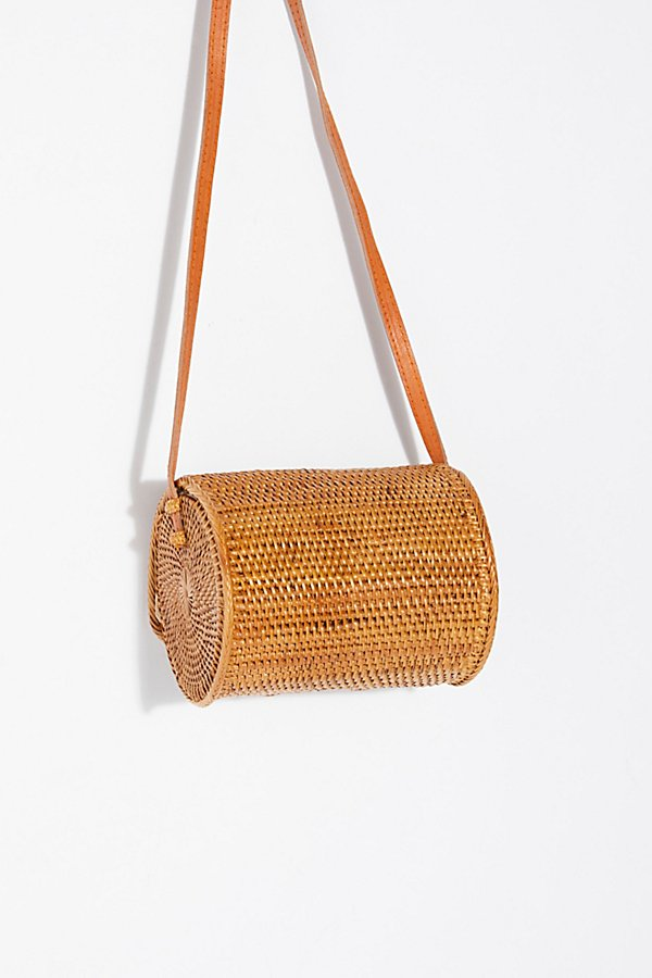 Slide View 4: Dewi Wicker Crossbody