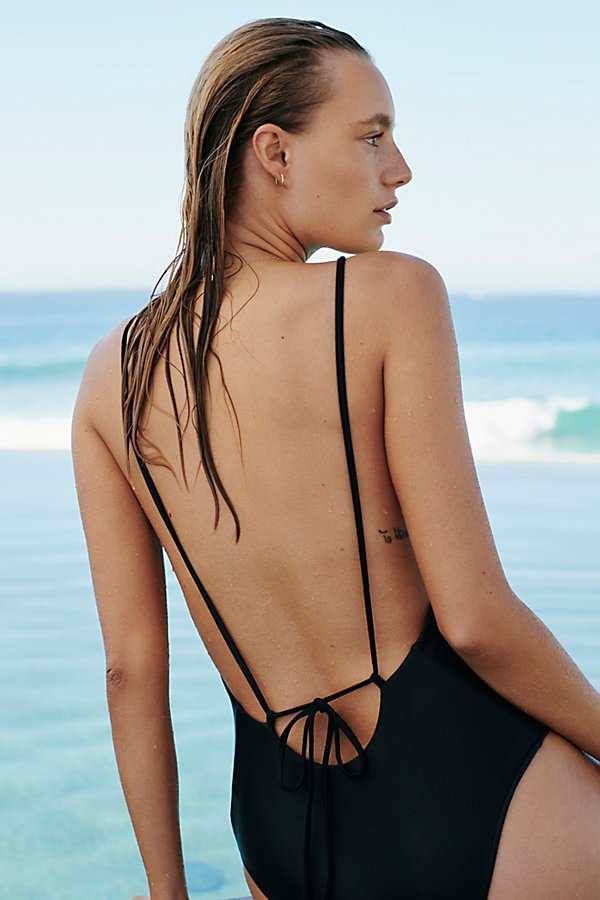 Slide View 2: Isidora One-Piece Swimsuit