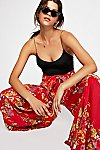 Thumbnail View 1: FP One Aloha Printed Wide Leg Pants