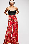 Thumbnail View 2: FP One Aloha Printed Wide Leg Trousers