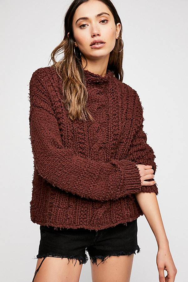 Slide View 2: Favorite Cable Sweater