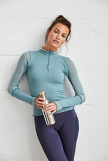 Seamless Femme Layering Top