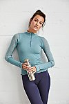 Thumbnail View 1: Seamless Femme Layering Top