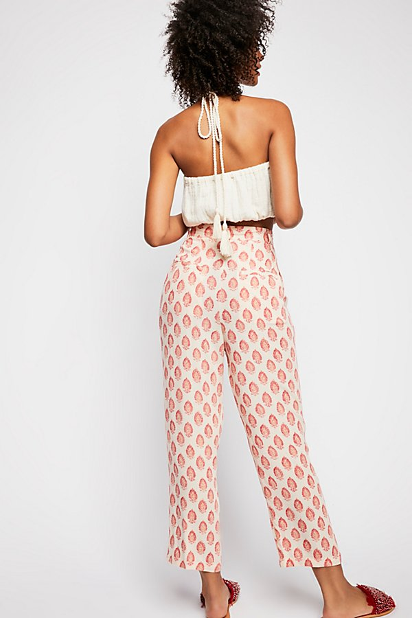 Slide View 2: Magdalene Printed Trouser