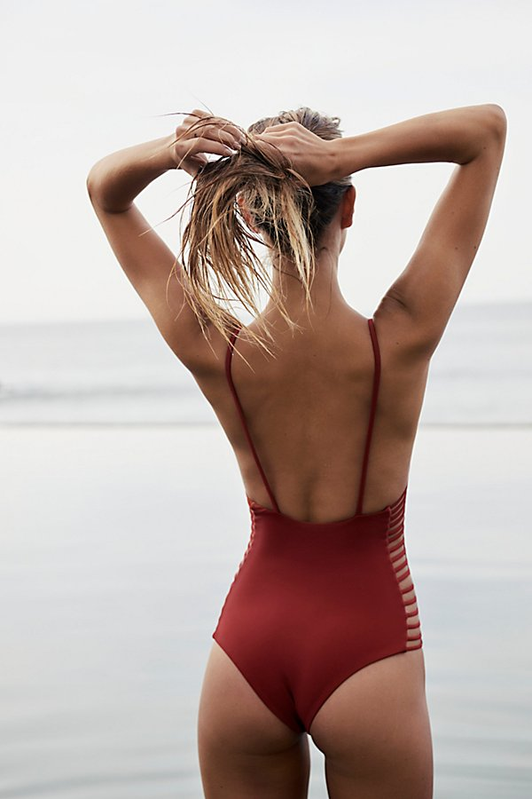 Slide View 2: Hermosa One-Piece Swimsuit