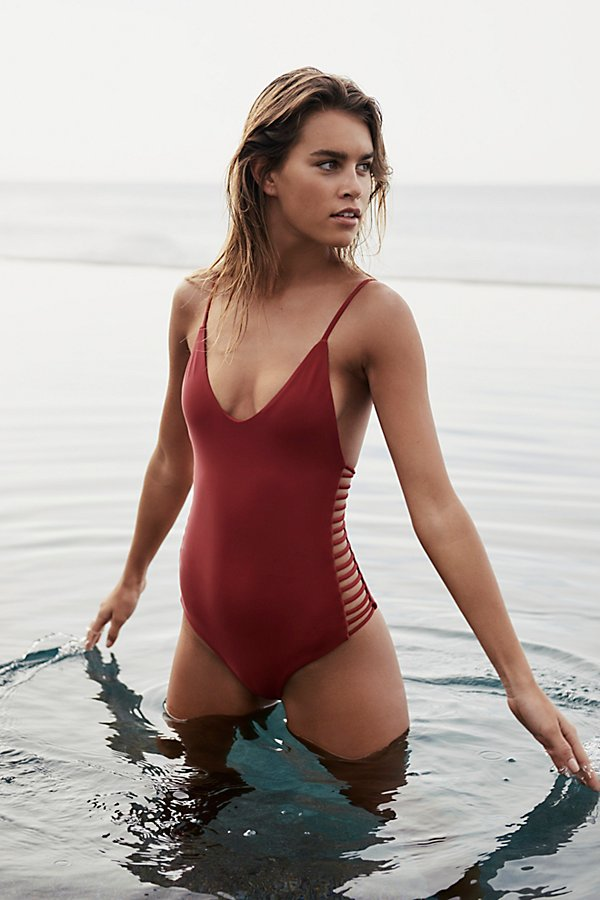 Slide View 3: Hermosa One-Piece Swimsuit