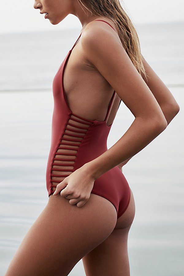 Slide View 4: Hermosa One-Piece Swimsuit