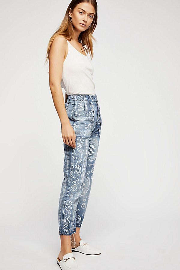 Slide View 5: Island Vibes Trouser