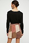 Thumbnail View 2: Dylan Patchwork Mini Skirt