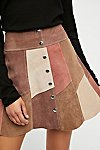 Thumbnail View 3: Dylan Patchwork Mini Skirt