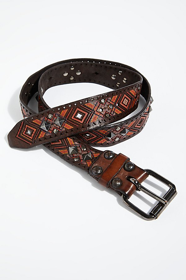 Slide View 3: Firenze Embellished Belt