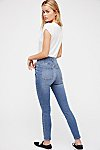 Thumbnail View 3: Ada High Rise Skinny Jeans
