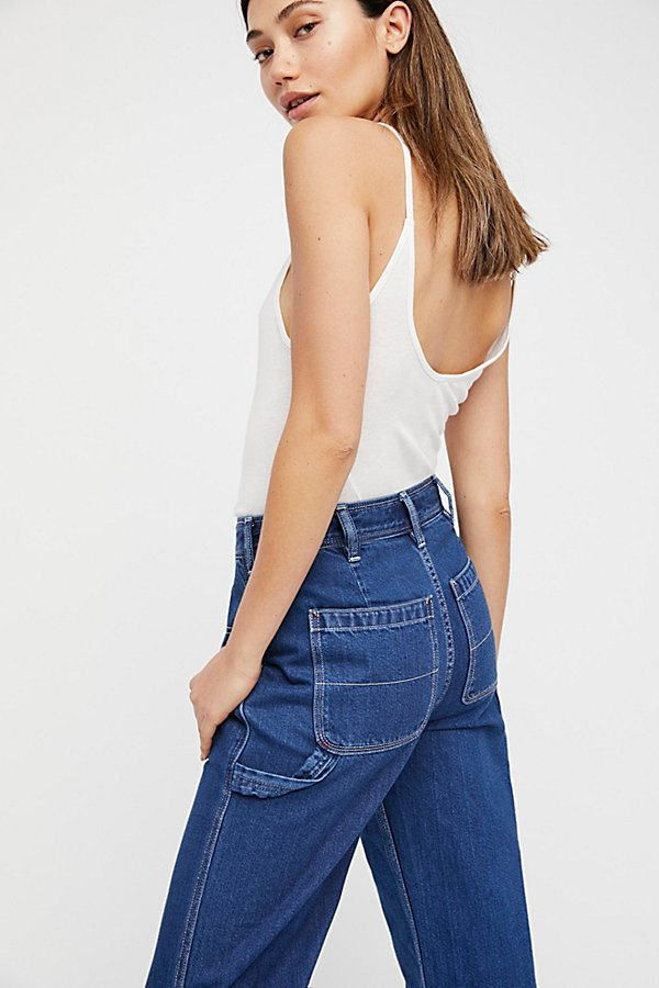 Slide View 3: Carpenter Boyfriend Jeans