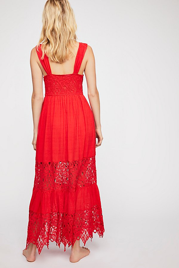 Slide View 3: Caught Your Eye Maxi Dress