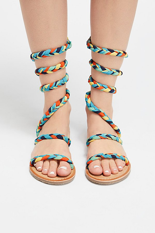 Slide View 2: Embellished Havana Sandal