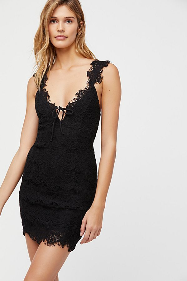 Night Moves Bodycon Slip Free People