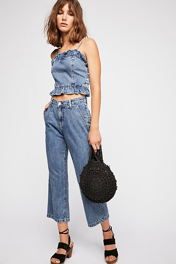 Slide View 1: Ava Denim Co-Ord