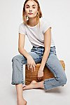 Thumbnail View 2: Father's Daughter Jett Bootcut Crop Jeans