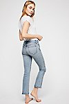 Thumbnail View 1: Father's Daughter Jett Bootcut Crop Jeans