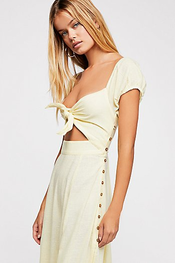 The Getaway Midi Dress