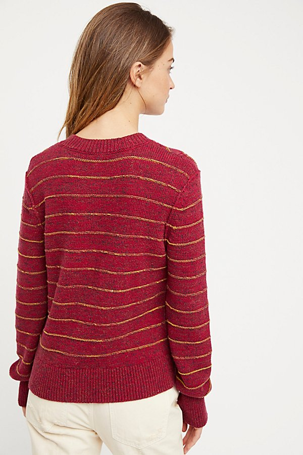 Slide View 2: Zig Zag Pullover Jumper