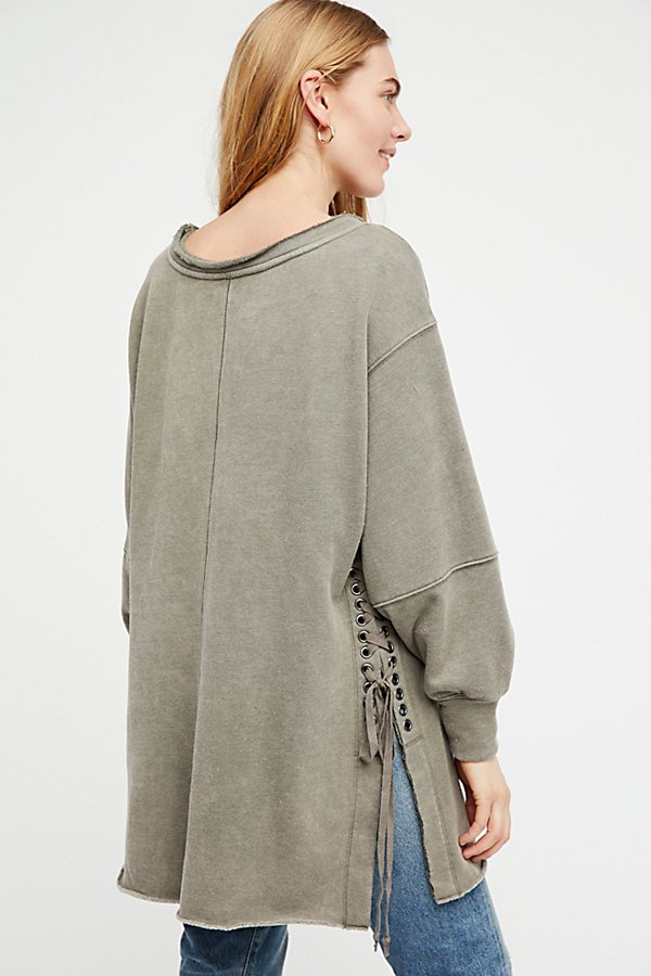 Slide View 2: Long Beach Pullover Tunic