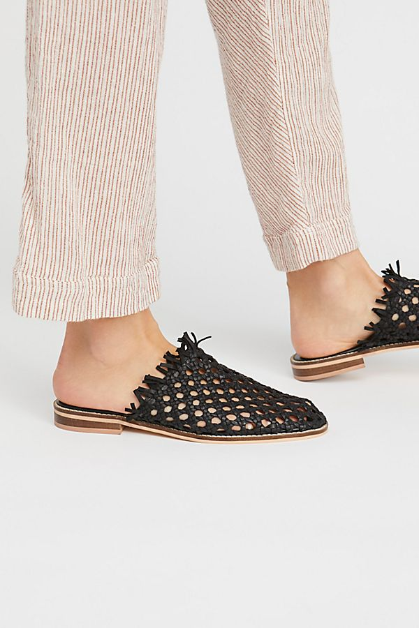 Loving these Woven Flats