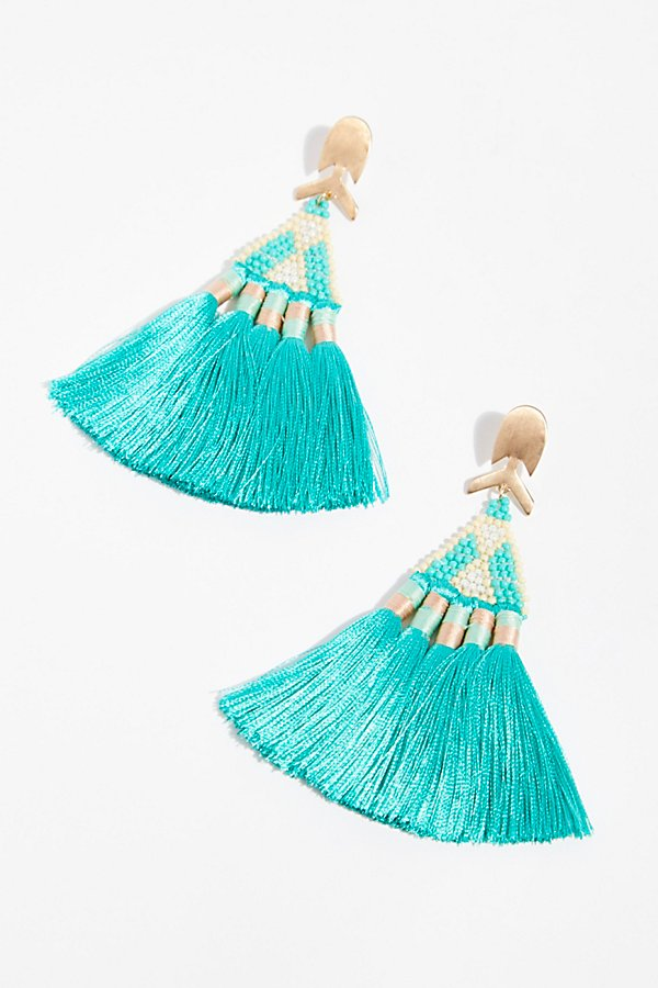 Slide View 2: Maricopa Beaded Earrings