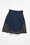 Thumbnail View 1: Vintage 1940s Embroidered Shorts