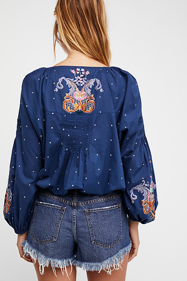 Slide View 2: Show Love Embroidered Tunic