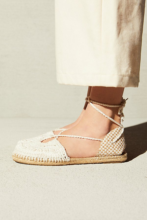 Slide View 1: Catalina Crochet Espadrille