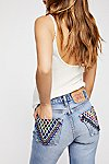 Thumbnail View 1: Tricia Fix Beaded Jeans