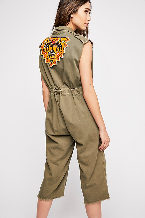 Slide View 1: Tricia Beaded Coverall
