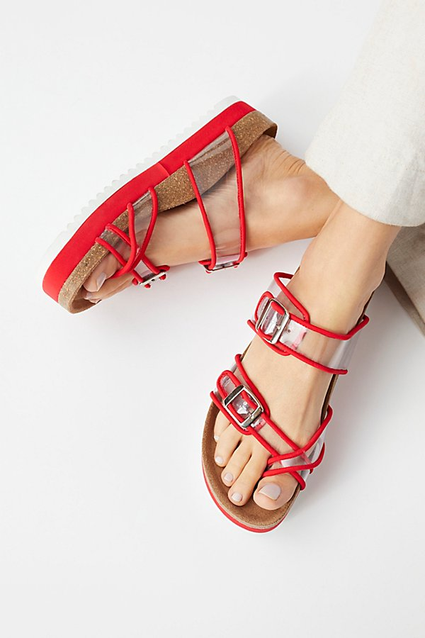 Slide View 1: Clear Skies Footbed Sandal