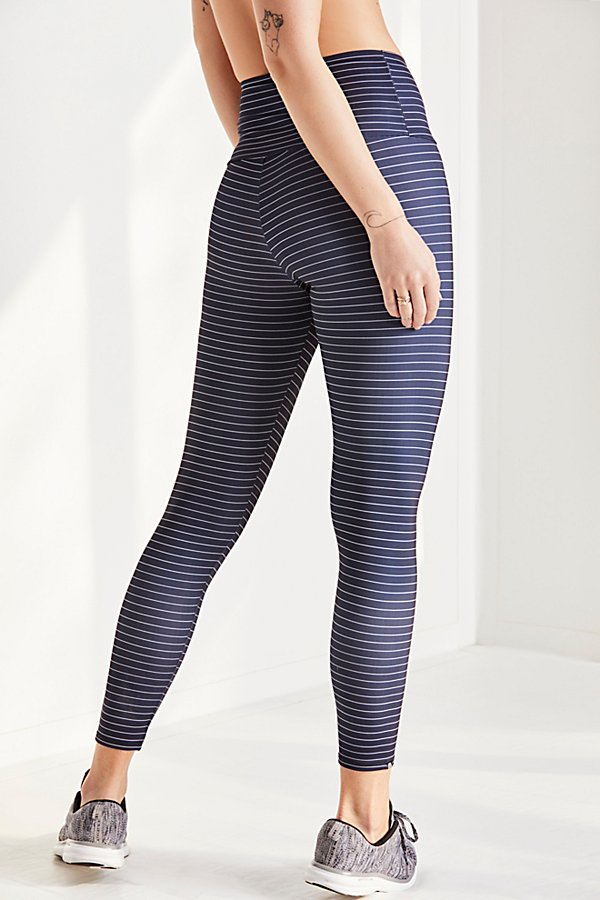 Slide View 2: High Rise Midi Legging