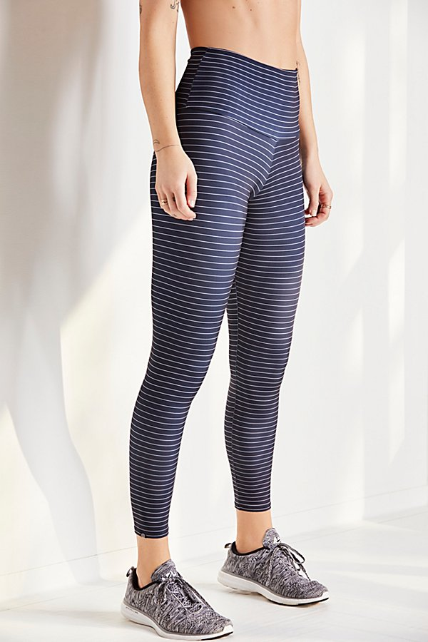 Slide View 3: High Rise Midi Legging