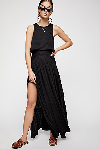 Fairgrounds Maxi Dress
