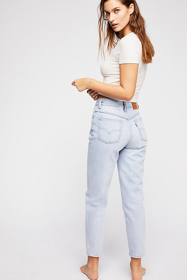 Slide View 1: Levi's Mom Jeans
