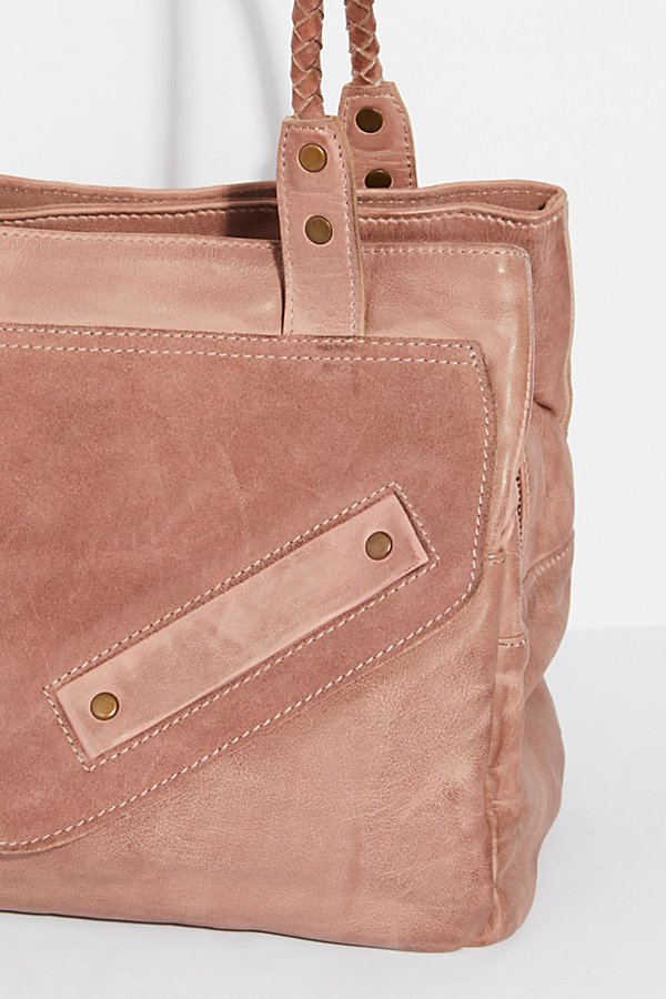 Slide View 3: Waverly Distressed Tote