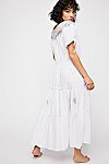 Thumbnail View 2: Daisy Smock Collar Maxi Dress