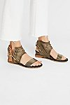 Thumbnail View 2: Petrona Wedge Sandal