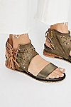 Thumbnail View 3: Petrona Wedge Sandal