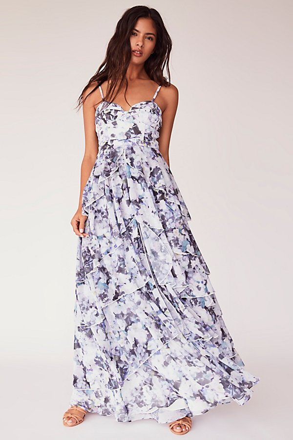 Slide View 3: The Catherine Maxi Dress
