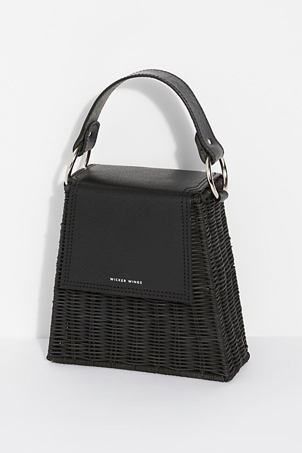 Slide View 1: Wicker Wings Tixing Tote